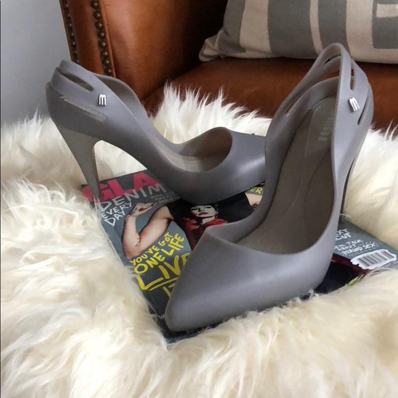 Melissa Shoes   Melissa Grey Classic